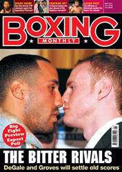 Boxing Monthly May 2011 issue Boxing Monthly May 2011