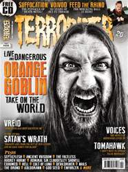 Terrorizer 232 February 2013 issue Terrorizer 232 February 2013
