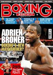 Boxing Monthly February 2013 issue Boxing Monthly February 2013