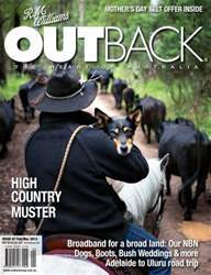 OUTBACK 87 issue OUTBACK 87