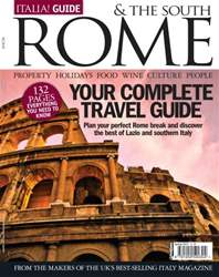 Rome & the South 2013 issue Rome & the South 2013