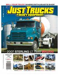 Just Trucks_140 Feb13 issue Just Trucks_140 Feb13
