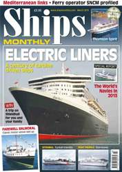 Century of Turbine Ships Mar 13 issue Century of Turbine Ships Mar 13