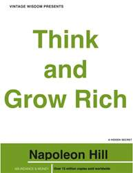 Think and Grow Rich issue Think and Grow Rich