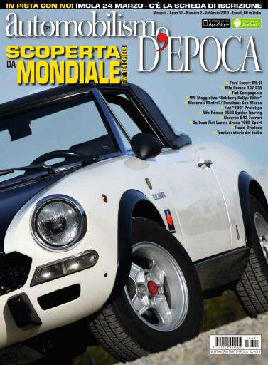Automobilismo d'Epoca Digital Issue