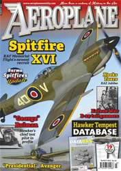 No.479 Spitfire XVI issue No.479 Spitfire XVI