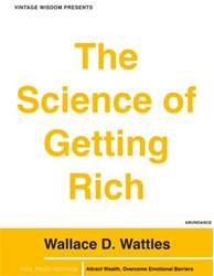 The Science Of Getting Rich issue The Science Of Getting Rich