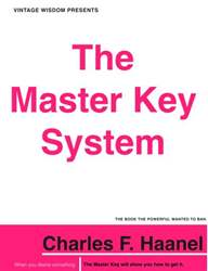 The Master Key System 2013 issue The Master Key System 2013
