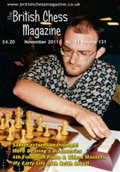 British Chess Magazine Magazine Cover