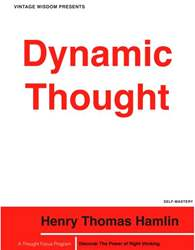 Dynamic Thought issue Dynamic Thought