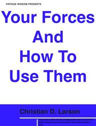 Your Forces And How To Use Them issue Your Forces And How To Use Them