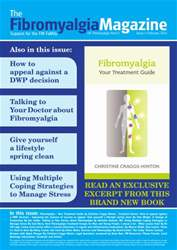 Fibromyalgia Magazine Feb 2013 issue Fibromyalgia Magazine Feb 2013
