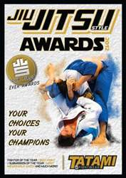 Annual Jiu Jitsu Awards 2012 issue Annual Jiu Jitsu Awards 2012