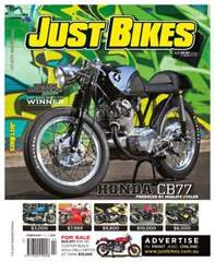 Just Bikes_284 Feb13 issue Just Bikes_284 Feb13