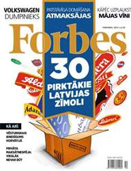 Forbes #33 02'13 issue Forbes #33 02'13