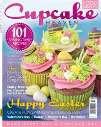 Cupcake Heaven Easter 2013 issue Cupcake Heaven Easter 2013
