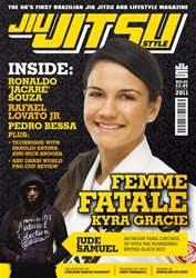 Jiu Jitsu Style Magazine Magazine Cover