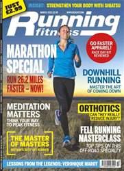 Marathon Training March 2013 issue Marathon Training March 2013