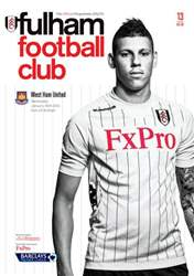 Fulham v West Ham United issue Fulham v West Ham United