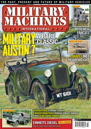 Military Machines International Preview