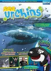 Sea Urchins Magazine Magazine Cover