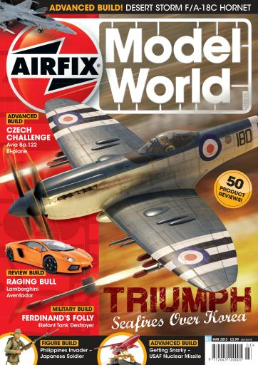 Airfix Model World Preview