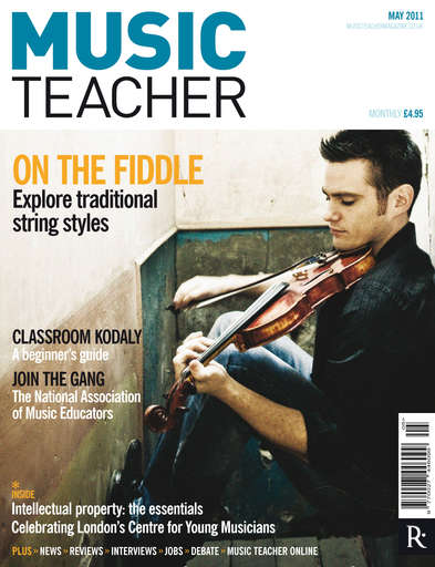 Music Teacher Digital Issue