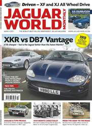 XKR vs Aston Martin March 2013 issue XKR vs Aston Martin March 2013