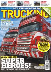 Trucking March 2013 issue Trucking March 2013