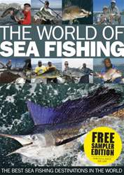 The World Of Sea Fishing Taster issue The World Of Sea Fishing Taster