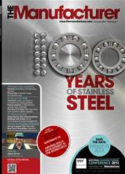 The Manufacturer - February 2013 issue The Manufacturer - February 2013