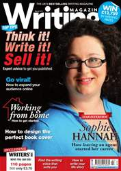 Writing Magazine march issue Writing Magazine march