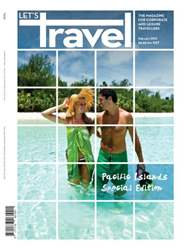 Let's Travel - Pacific Islands issue Let's Travel - Pacific Islands
