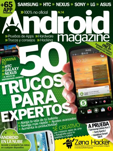 Android Magazine Digital Issue