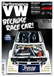 Performance VW Magazine Cover