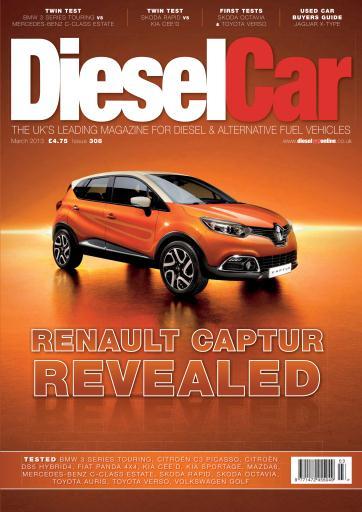 Diesel Car Preview