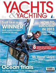 Yachts & Yachting March 2013 issue Yachts & Yachting March 2013