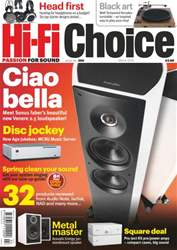 Hi-Fi Choice March 2013 issue Hi-Fi Choice March 2013