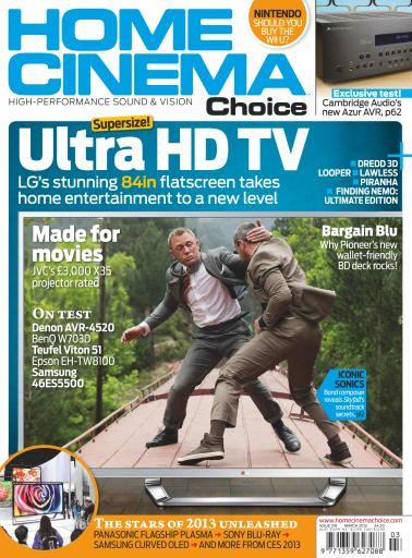 Home Cinema Choice Digital Issue