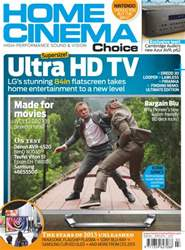 Home Cinema Choice issue 218 issue Home Cinema Choice issue 218