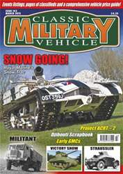 #142 Royal Marines Snow-Track issue #142 Royal Marines Snow-Track