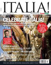 March 2013 Celebrate Italia issue March 2013 Celebrate Italia