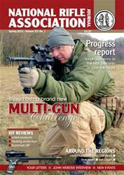 NRA Journal Spring 2012 issue NRA Journal Spring 2012