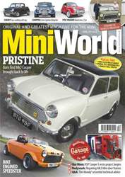 Mini World April 2013 issue Mini World April 2013