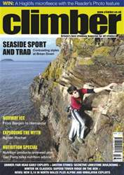 Climber March 13 issue Climber March 13