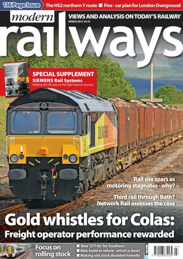 Modern Railways Digital Issue