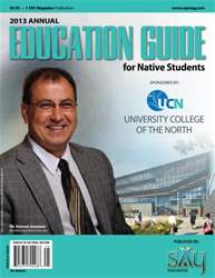 Education Guide 2013 issue Education Guide 2013
