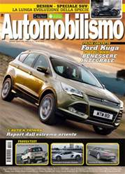 Automobilismo 3 2013 issue Automobilismo 3 2013