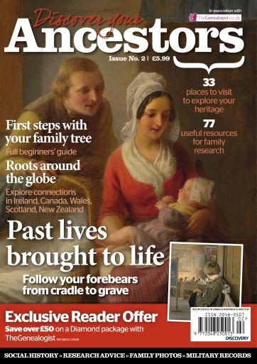 Discover Your Ancestors Digital Issue
