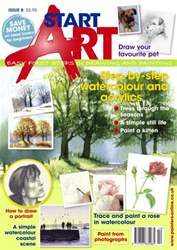Start Art 8 issue Start Art 8